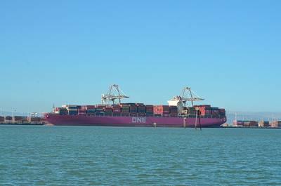 الصورة: ميناء أوكلاند
