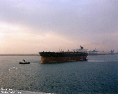 टैंकर रिया (फाइल इमेज: CREDIT MarineTraffic.com / © Marinko)