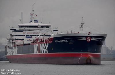 ステナ・インペロのファイル・イメージ(クレジット:MarineTraffic.com /©Erwin Willemse