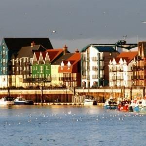 写真:イギリス港協会