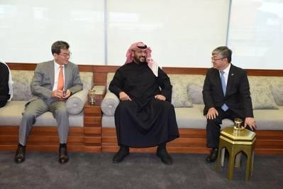 写真:クウェート油タンカーカンパニーSAK