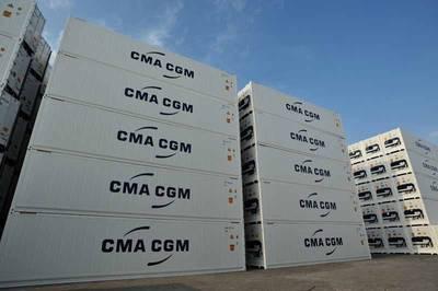 写真:CMA GCM