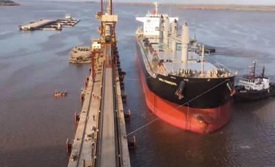 文件图像:Navios海运集装箱