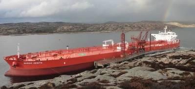 文件图片:北欧美国油轮有限公司