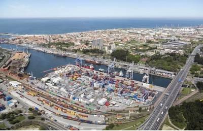 文件照片:欧洲海港组织