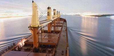 照片:大东方航运有限公司