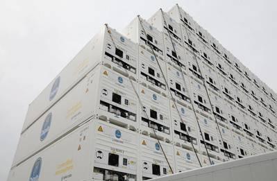 照片:马士基集装箱工业(MCI)