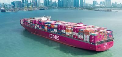 画像:Ocean Network Express