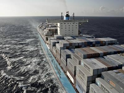 (ファイル写真:Maersk Line)