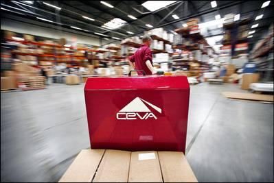 (图片:Ceva Logistics)