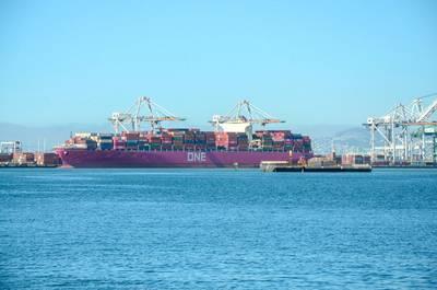 (फोटो: ओकलैंड का बंदरगाह)