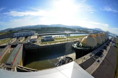 (Foto do arquivo: Autoridade do Canal do Panamá)