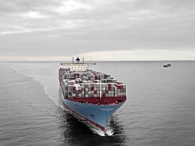 (Foto de arquivo: Maersk Line)