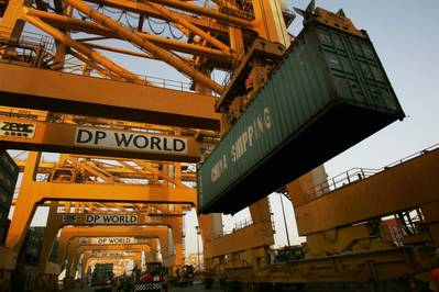 (Фото: DP World)