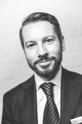 Andrea Trevisan, vice-presidente sênior de vendas e marketing da Damen, Cruise Newbuilding (imagem: Damen)