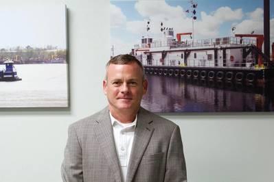 Bob Wetta, Präsident und CEO von DSC Dredge LLC