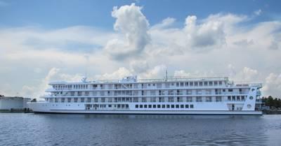 Canção Americana (Foto: American Cruise Lines)