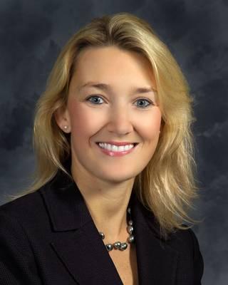 Christie Thomas, vice-presidente de contratos e preços em sua divisão Newport News Shipbuilding. (Foto: HII)