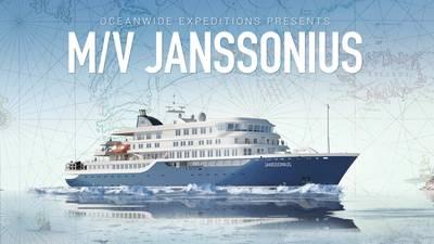 Cortesia da imagem: expedições Oceanwide