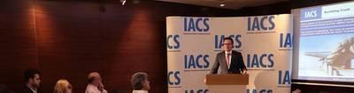 Das Engagement von Knut Ørbeck-Nilssen für Qualität, Modernisierung und Transparenz spiegelt sich in der Arbeit des IACS und der Zukunftsvision wider. Foto: DNV GL