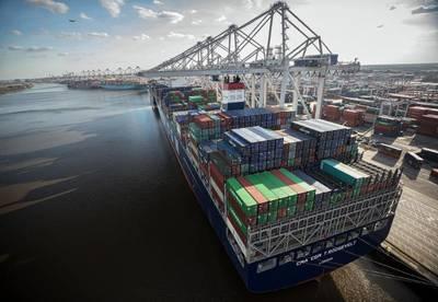 Foto: Autoridad de los Puertos de Georgia / Stephen B. Morton