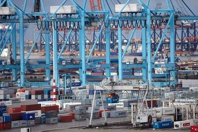 Foto: Autoridade de Porto de Roterdão