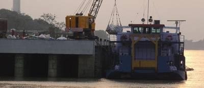 Foto: Binnenwasserstraßenbehörde von Indien (IWAI)