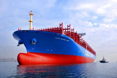 Foto: Cosco Shipping Lines