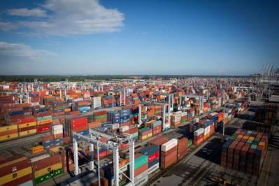 Foto: Hafenbehörde von Georgia / Stephen B. Morton