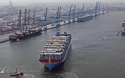 Foto: Línea Maersk