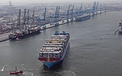 Foto: Maersk Linie