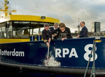 Foto: Puerto de Rotterdam