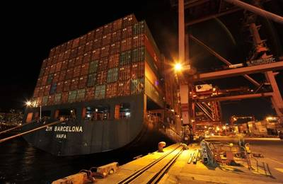 Foto: ZIM Integrated Shipping Services Ltd