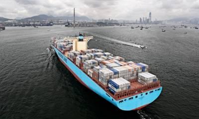 Foto cortesia de Maersk