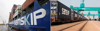 Fotos: Samskip Holding BV