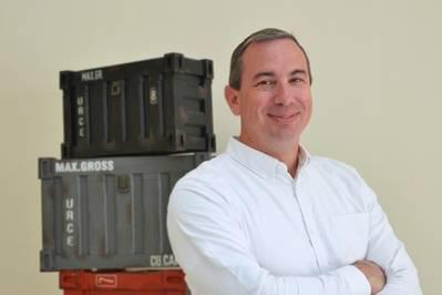FreightosのCEO兼創設者であるZvi Schreiber氏(写真:Freightos)
