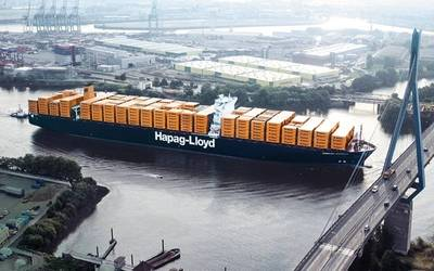 Hamburg Express. Foto: Hapag-Lloyd