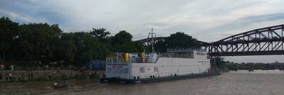 Imagen: Inland Waterways Authority of India (IWAI)