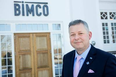 Lars Robert Pedersen, Secretário-Geral Adjunto da BIMCO