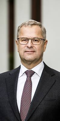 Maersk最高経営責任者(CEO)のSoren Skou(CREDIT:Maersk)