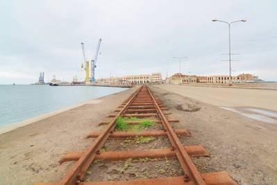 Massawa, uma cidade portuária na costa do Mar Vermelho da Eritreia (© robnaw / Adobe Stock)