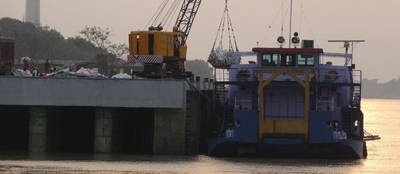 Pic: Αρχή εσωτερικών πλωτών οδών της Ινδίας