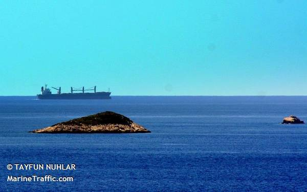©Tayfun Nuhlar / MarineTraffic.com
