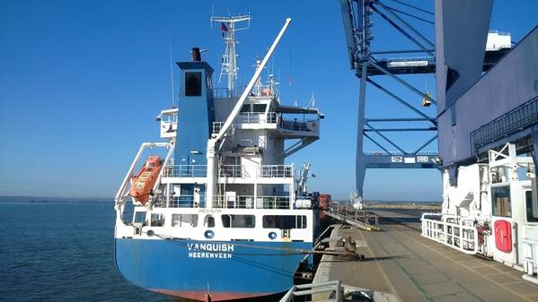 Εικόνα: Hutchison Ports Λονδίνο Τάμεσπορτ