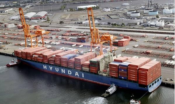 Φωτογραφία: Hyundai Merchant Marine (HMM)