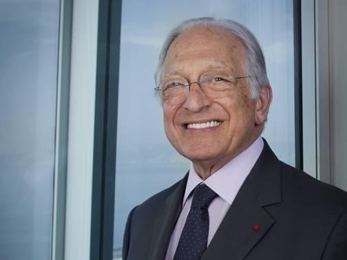 Жак Сааде, основатель CMA CGM. Авторское право REA