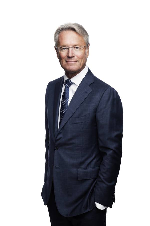 Новый исполнительный директор ABB Бьорн Розенгрен (CREDIT ABB)