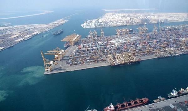 الصورة: موانئ دبي العالمية