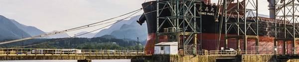 الصورة: هيئة ميناء فريزر فانكوفر