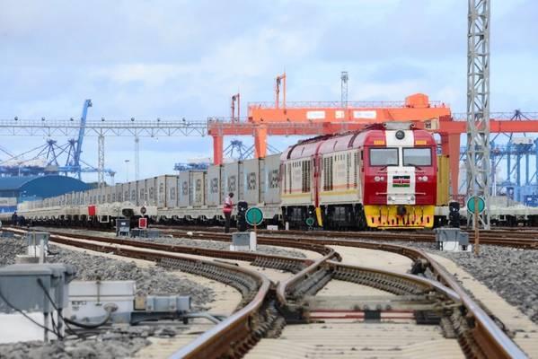 छवि: केन्या बंदरगाह प्राधिकरण